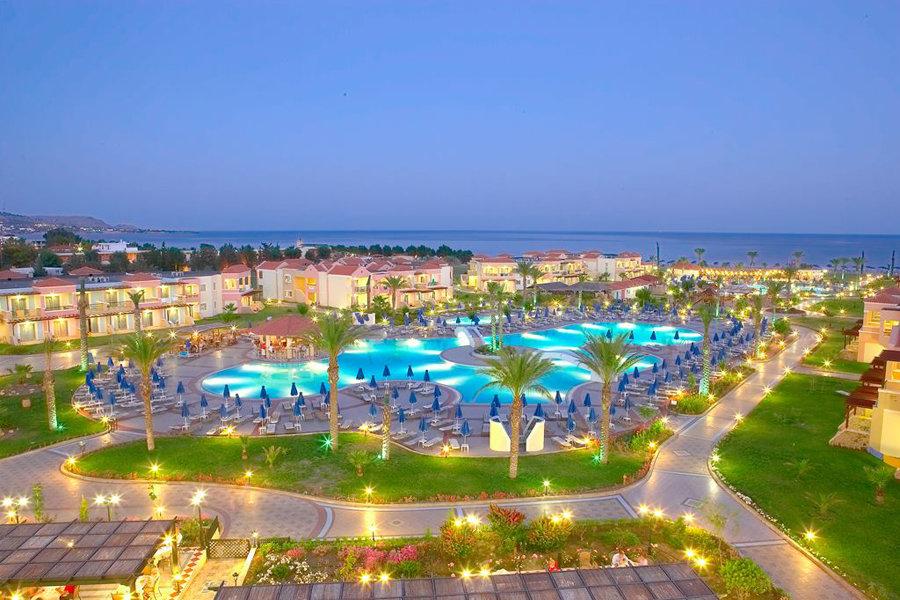 Luxury Hotel: LINDOS PRINCESS BEACH HOTEL