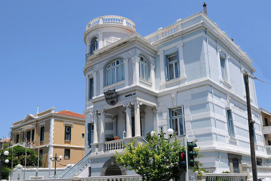 Luxury Hotel: Pyrgos Of Mytilene