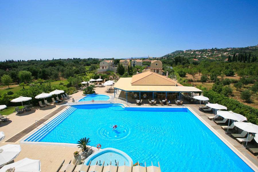 Luxury Hotel: Avithos Resort Hotel