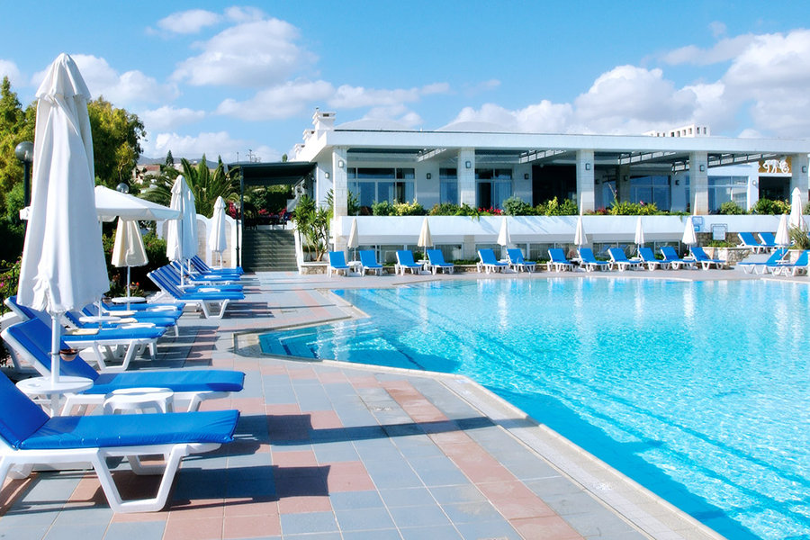 Luxury Hotel: AKS Annabelle Beach Resort