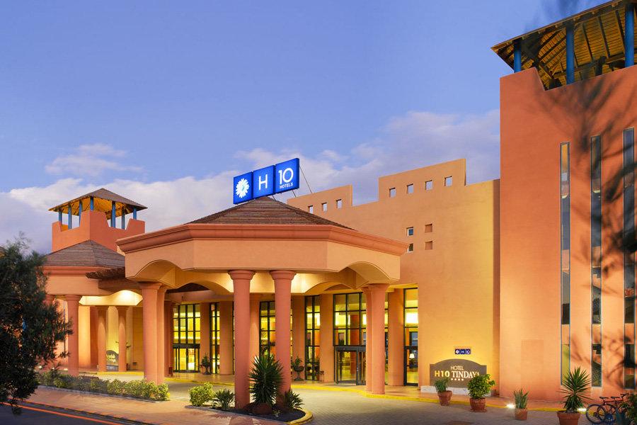 Luxury Hotel: H10 TINDAYA HOTEL