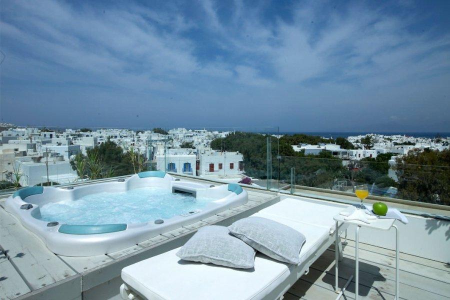 Luxury Hotel: Semeli Hotel