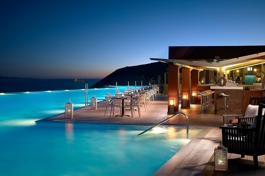 Luxury Hotel: Michelangelo Resort & Spa