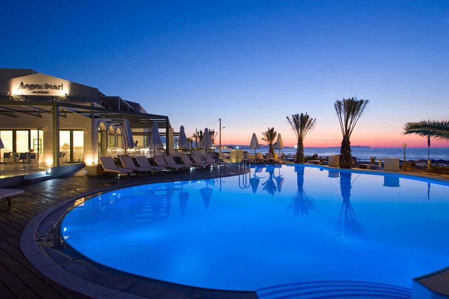 Luxury Hotel: SENTIDO AEGEAN PEARL