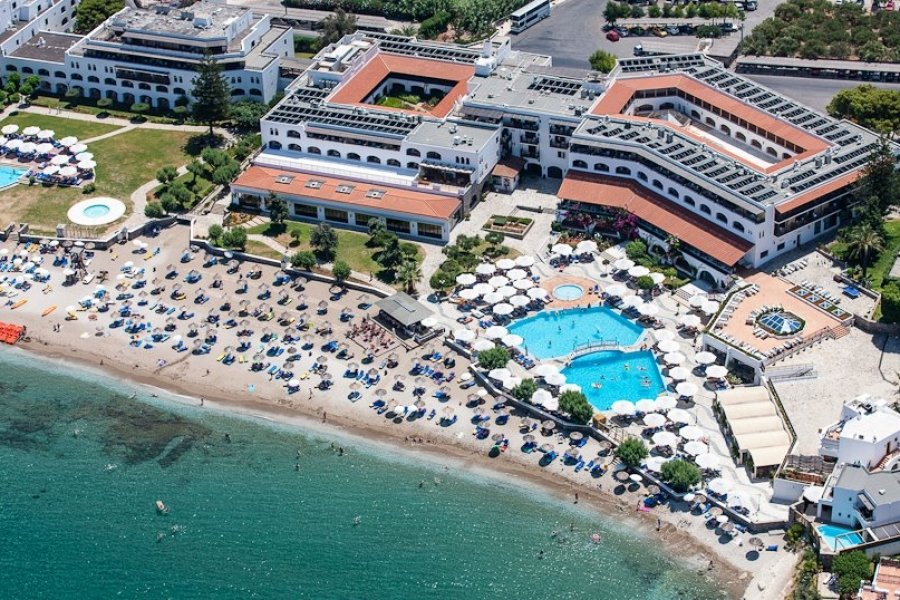 Luxury Hotel: Creta Maris Beach Resort
