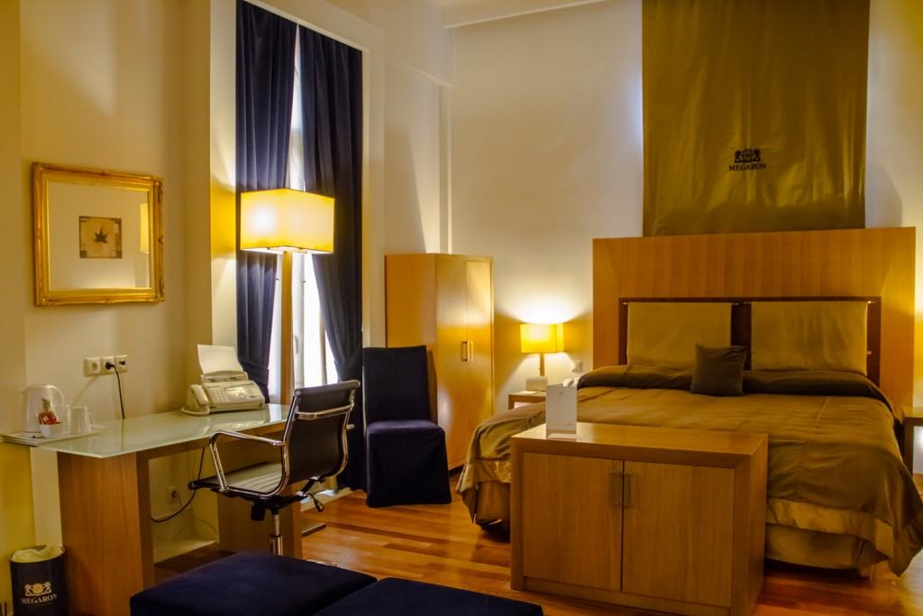 City View Hotel Room At Gdm Megaron