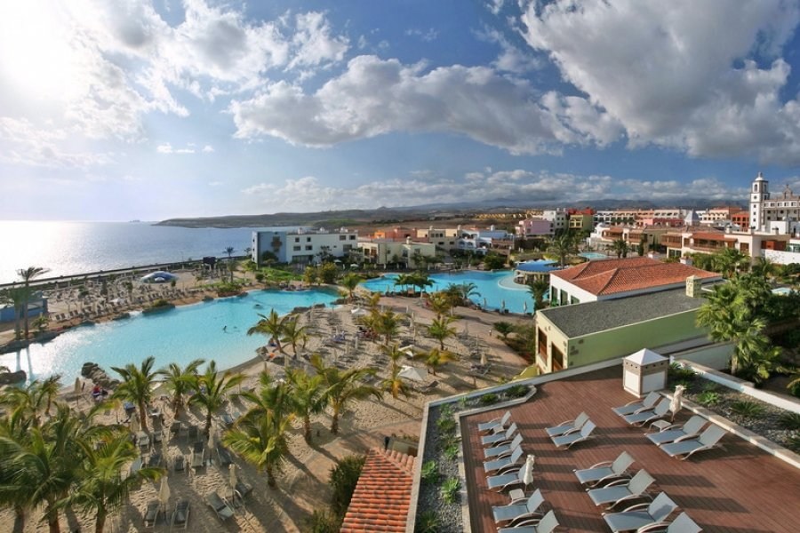 Luxury Hotel: Lopesan Villa Del Conde Resort & Thalasso
