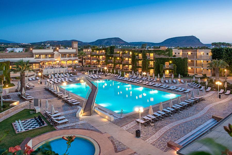 Luxury Hotel: Bella Beach Hotel