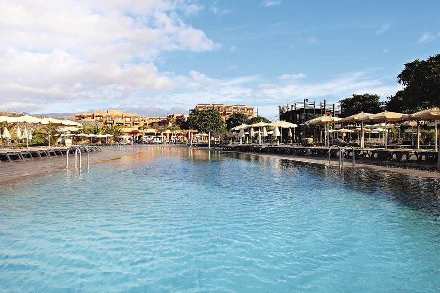 Luxury Hotel: BARCELO TENERIFE