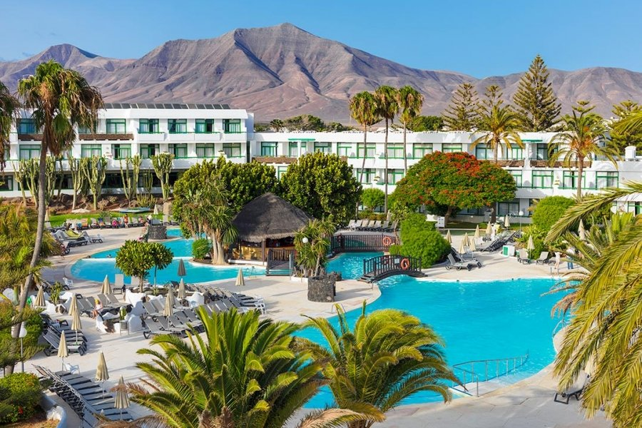 Luxury Hotel: H10 LANZAROTE PRINCESS
