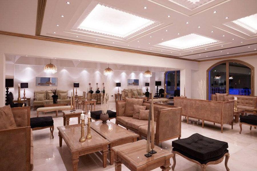 Dining bars rooms facilities location mitsis laguna suite room