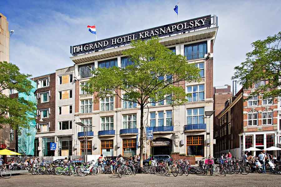 Grand Hotel Krasnapolsky Going Luxury