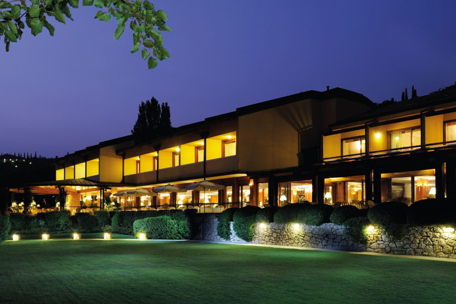 Luxury Hotel: Poiano Resort Hotel