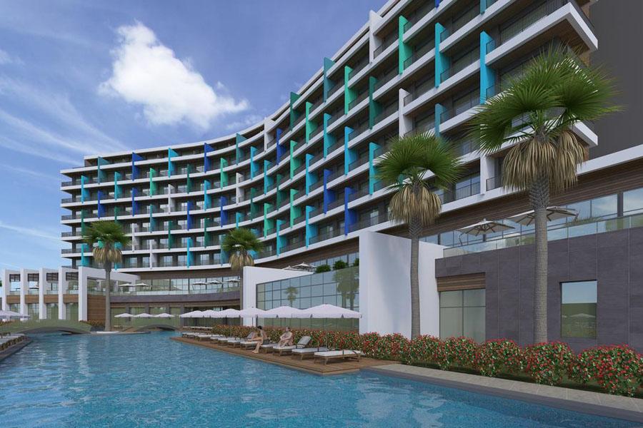 Luxury Hotel: Wind Of Lara Hotel & Spa