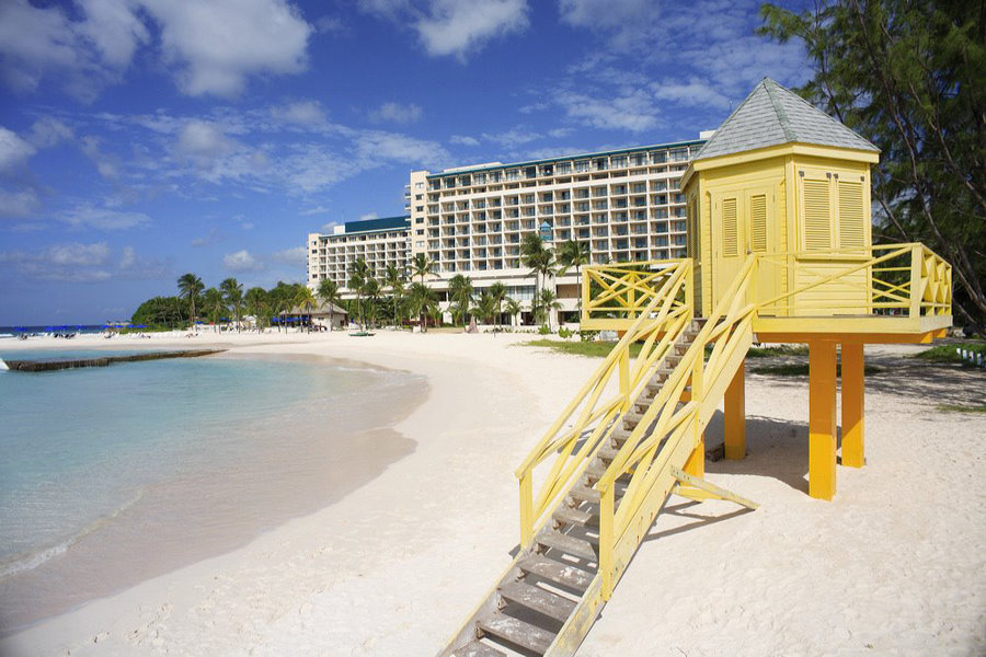 Luxury Hotel: Hilton Barbados
