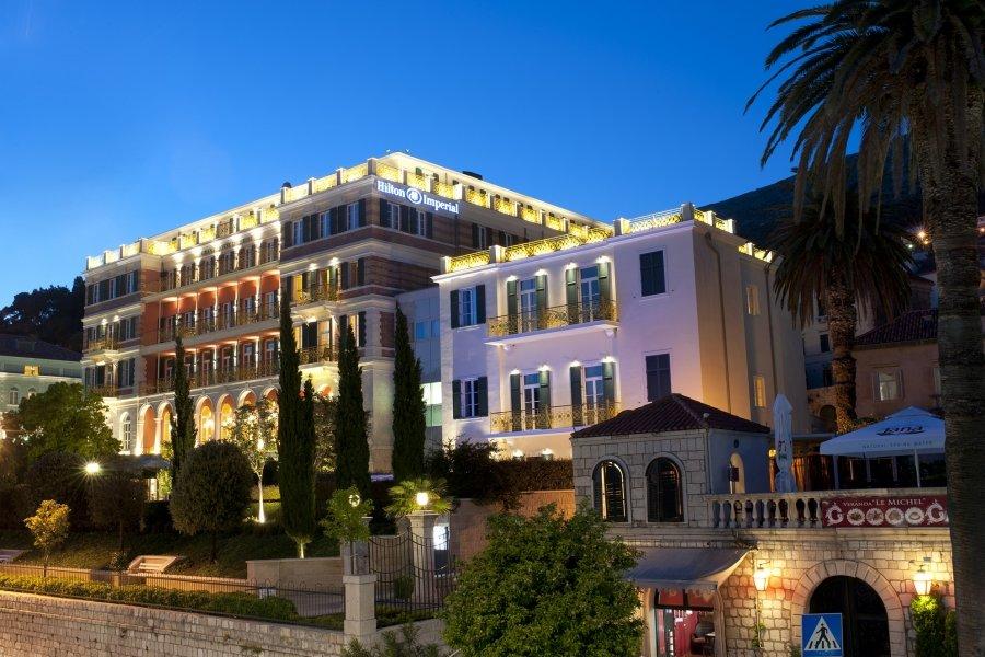 Luxury Hotel: Hilton Imperial