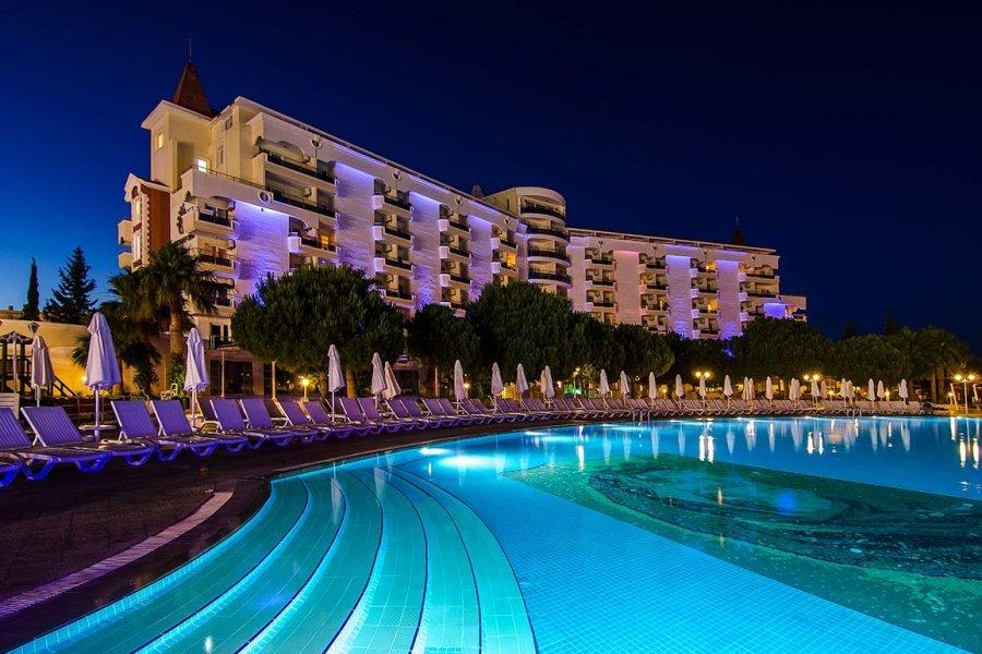 Luxury Hotel: Garden Of Sun Hotel