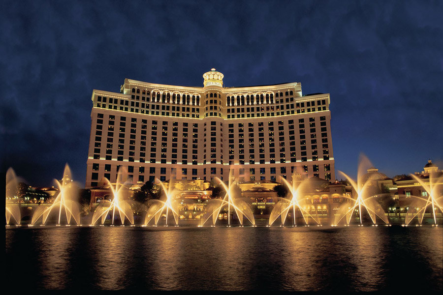 Luxury Hotel: BELLAGIO LAS VEGAS