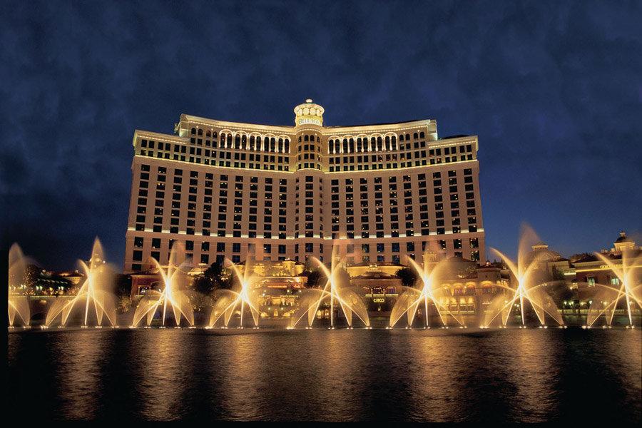 Luxury Hotel: Bellagio Las Vegas