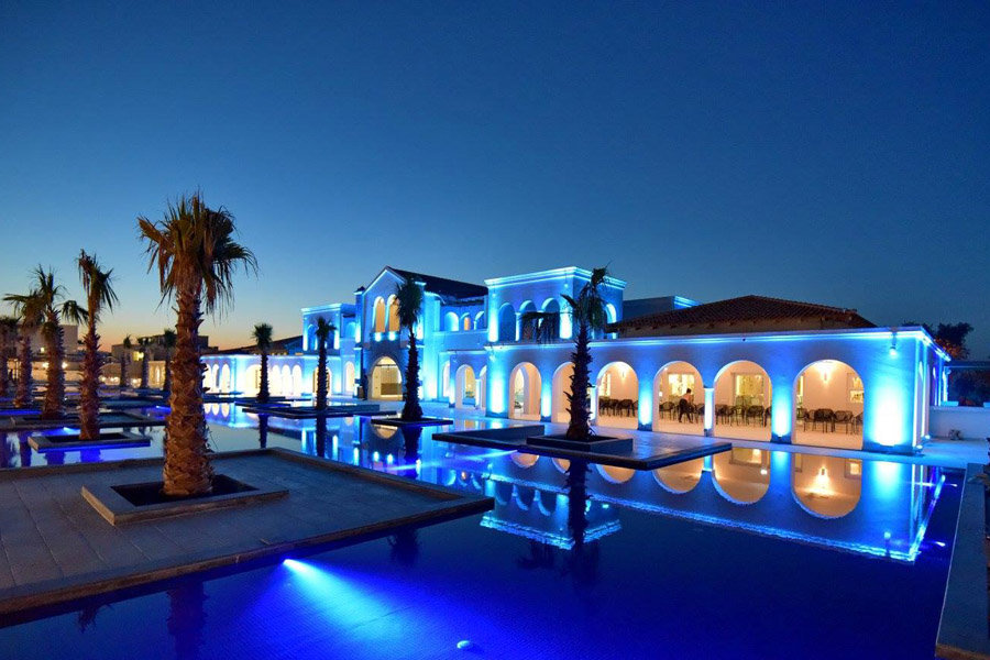 Luxury Hotel: ANEMOS LUXURY GRAND RESORT