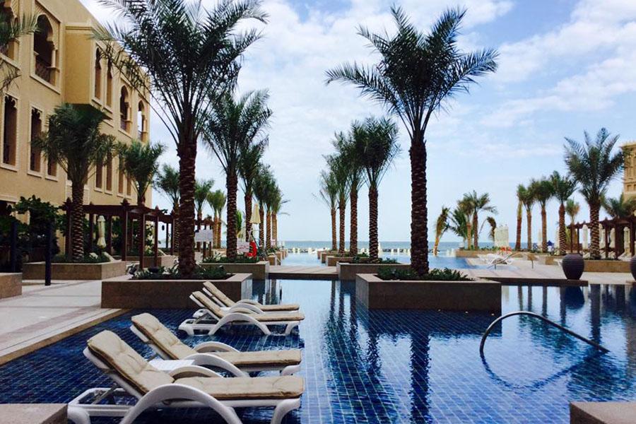 Sheraton Sharjah Beach Resort & Spa  Going Luxury. Mona Pavilions. Tuscany Inn Hotel. Dongguan Jun Hao Hotel. Studios 2 Let Hotel. Van Phat 1 Hotel. Millbeck Hotel. 181 The Esplanade Resort. Guangzhou Marriott Hotel Tianhe