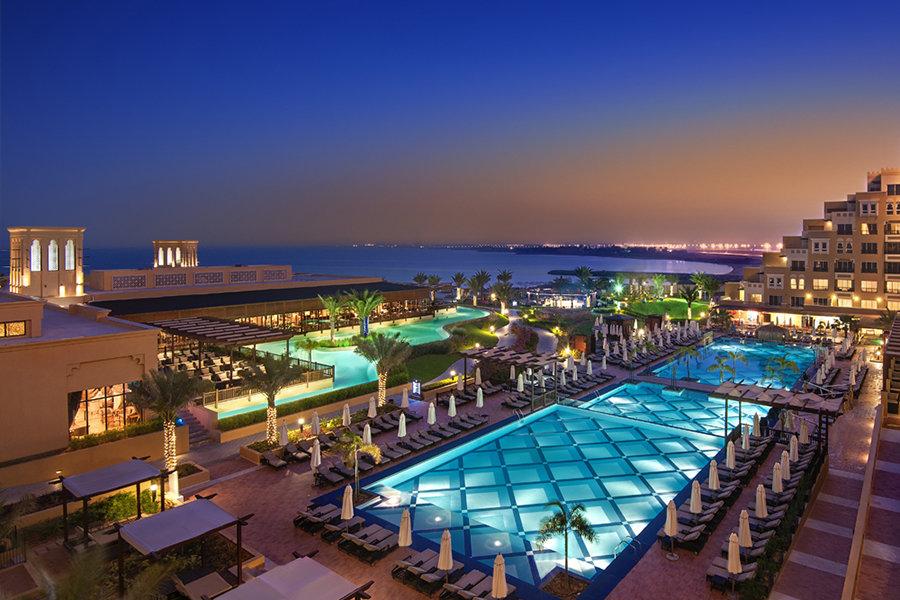 Luxury Hotel: RIXOS BAB AL BAHR