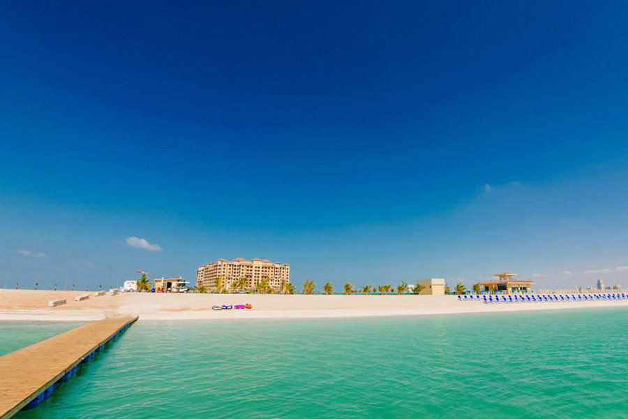 Luxury Hotel: MARJAN ISLAND RESORT & SPA