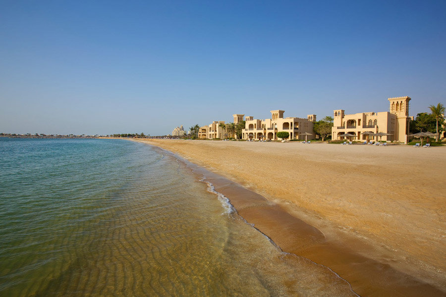 Luxury Hotel: HILTON AL HAMRA BEACH & GOLF RESORT