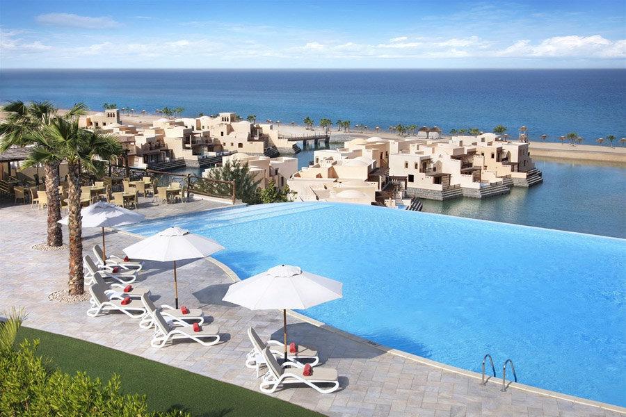 Cove Rotana Resort