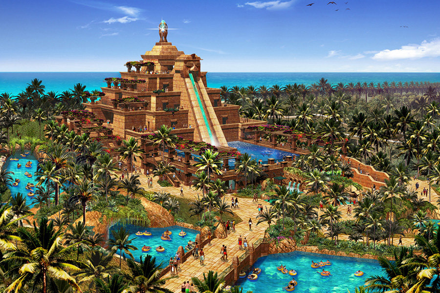 Atlantis Hotel Booking