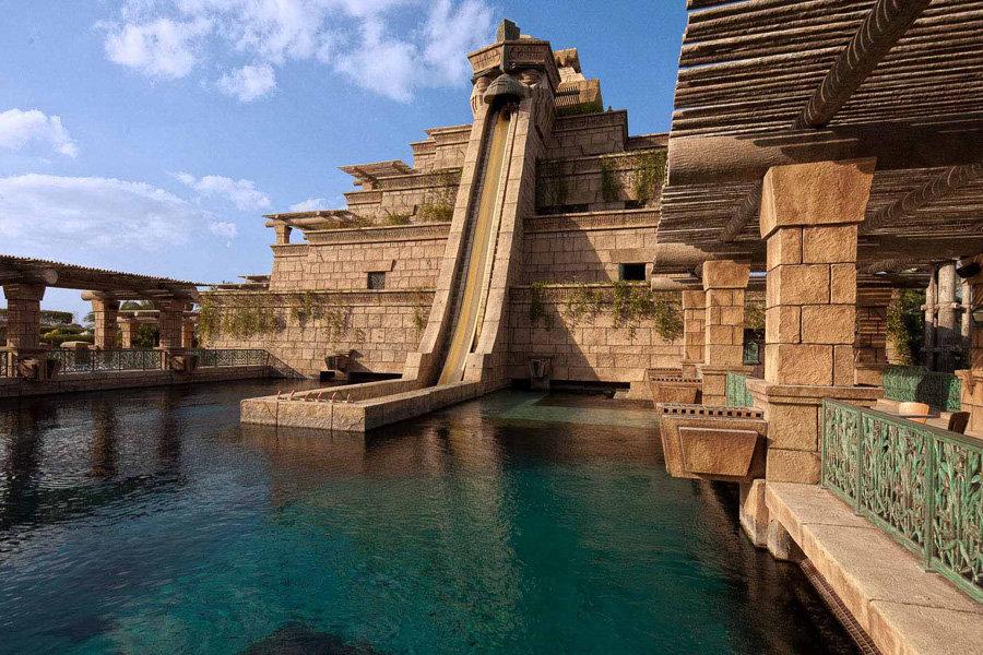 Atlantis Dubai Hotel Atlantis The Palm Going Luxury Swimming Pool Beach Picture Of Atlantis The
