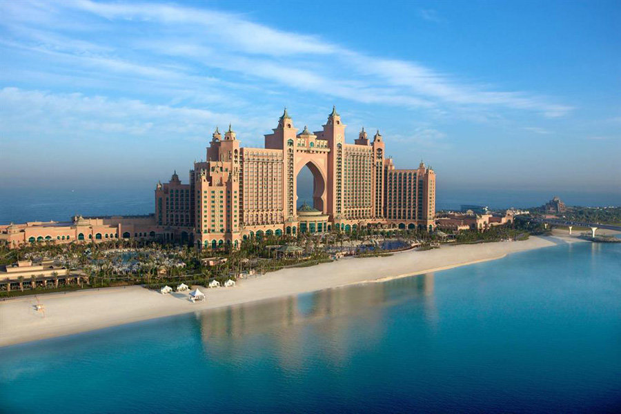 Luxury Hotel: ATLANTIS THE PALM DUBAI