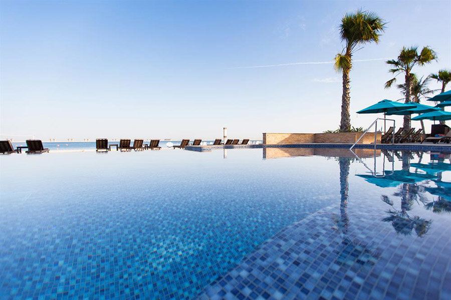 Luxury Hotel: JA BEACH HOTEL JEBEL ALI