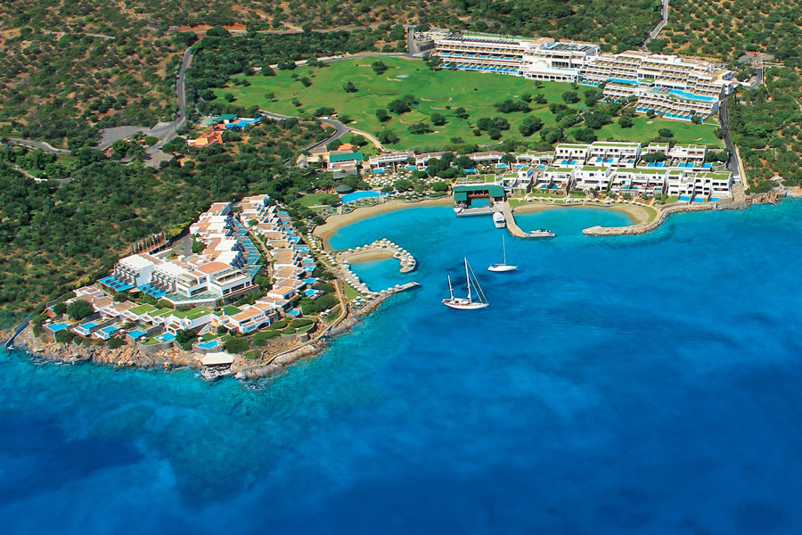 Luxury Hotel: PORTO ELOUNDA GOLF & SPA RESORT