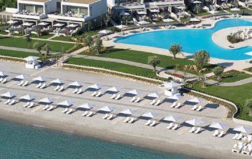 Luxury Hotel: SANI DUNES HOTEL