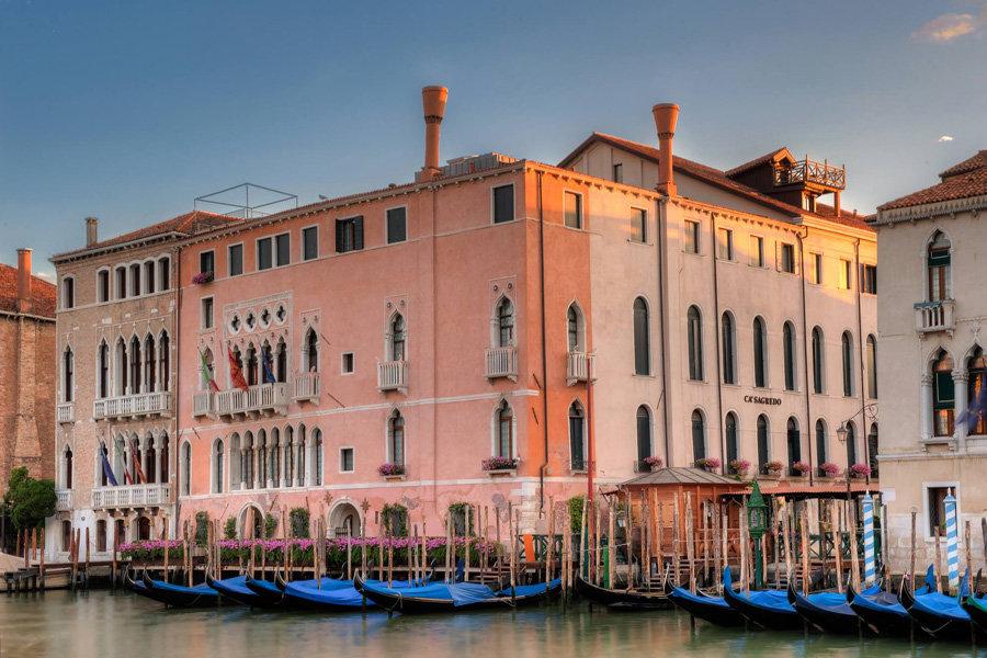 Luxury Hotel: Ca'Sagredo Hotel Venezia