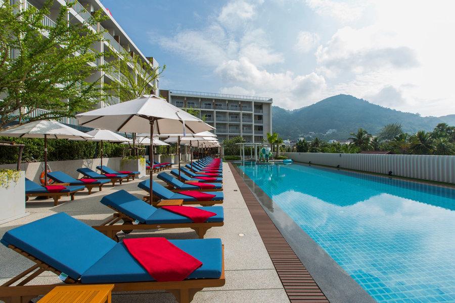Luxury Hotel: RAMADA PHUKET DEEVANA PATONG