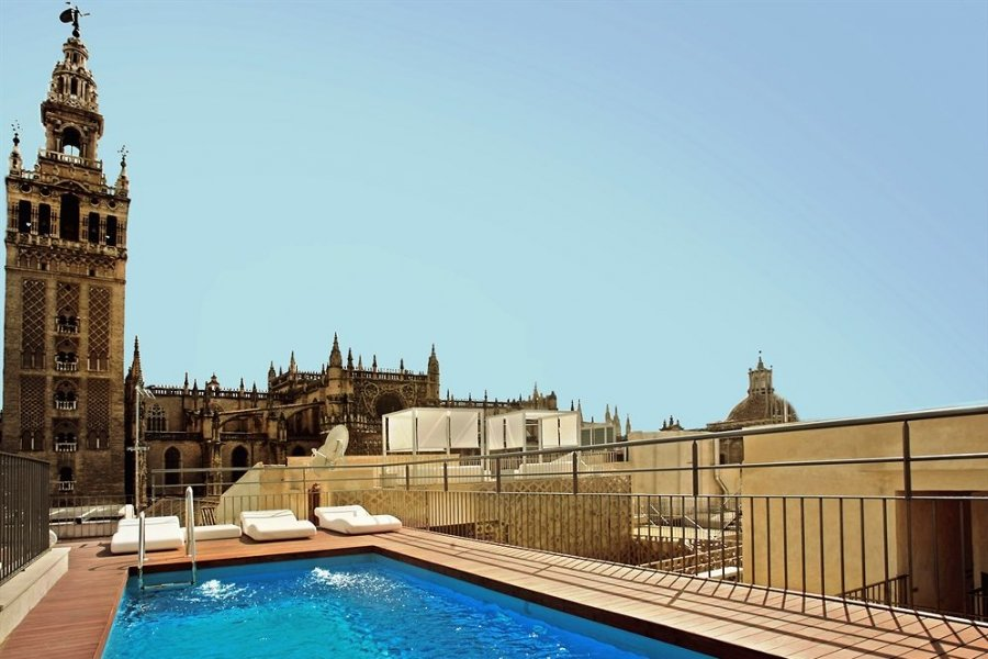 Luxury Hotel: EME Catedral Hotel