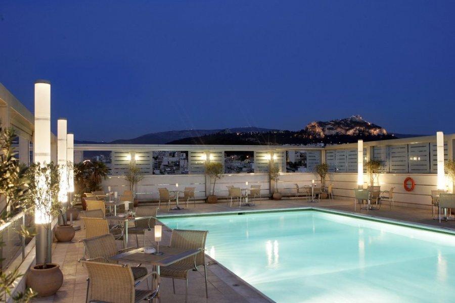 Luxury Hotel: Radisson Blu Park Hotel
