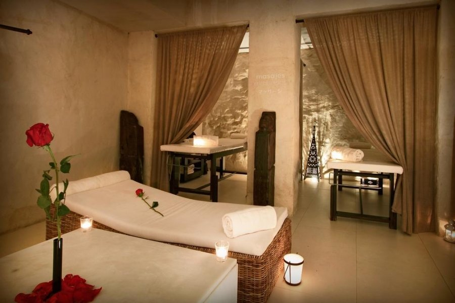 Eme catedral hotel going luxury - Spa hotel eme ...