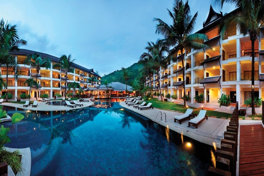 Luxury Hotel: Swissotel Resort Phuket Kamala Beach