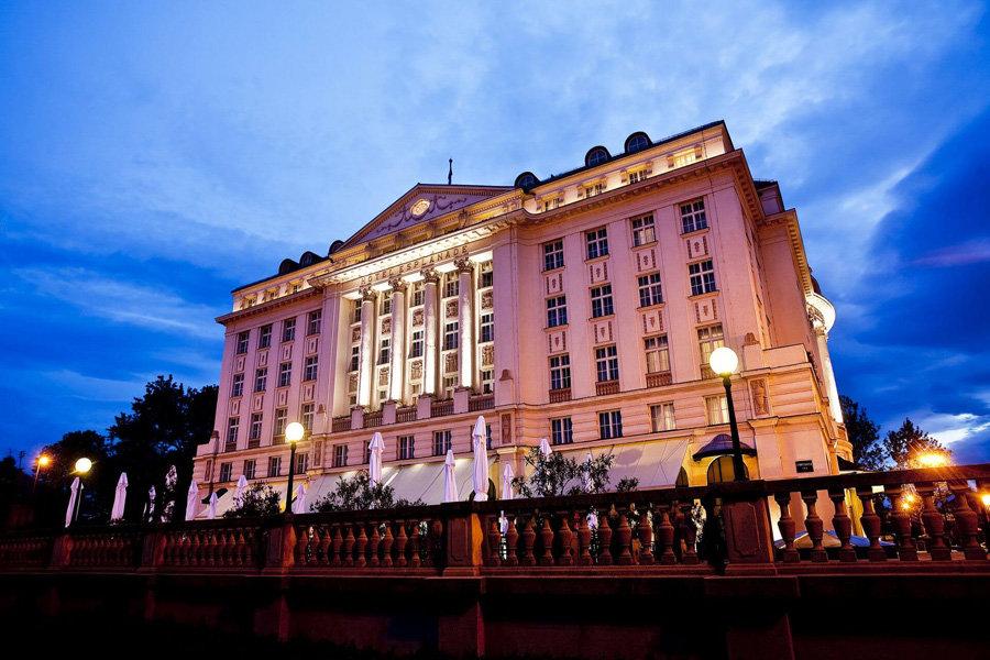 Luxury Hotel: Esplanade Zagreb Hotel