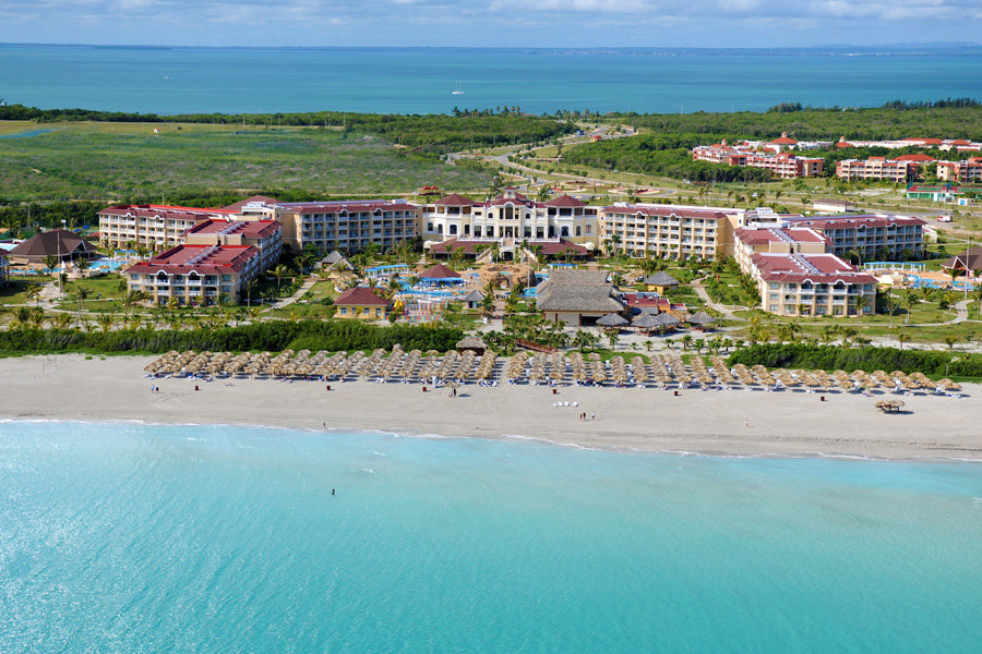 Luxury Hotel: Iberostar Laguna Azul