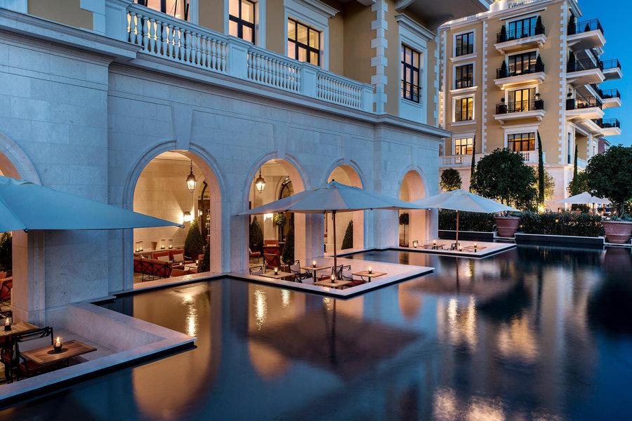 Luxury Hotel: REGENT PORTO MONTENEGRO