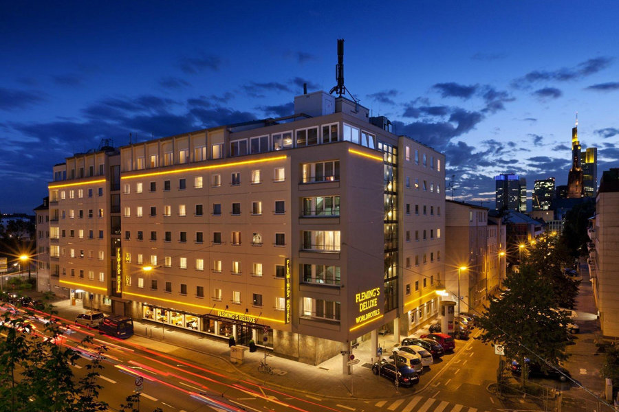 Luxury Hotel: Fleming's Selection Hotel Wien-City