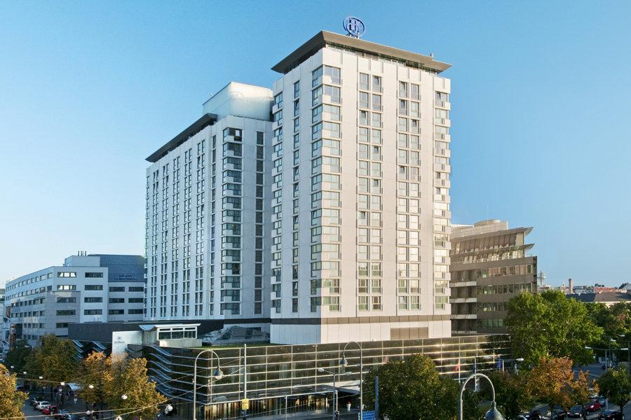 Luxury Hotel: Hilton Hotel Vienna