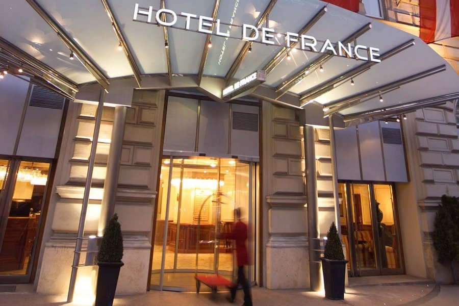 Luxury Hotel: HOTEL DE FRANCE VIENNA