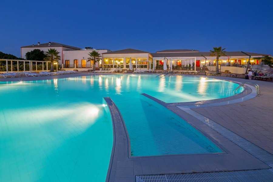 Luxury Hotel: SIKANIA RESORT & SPA