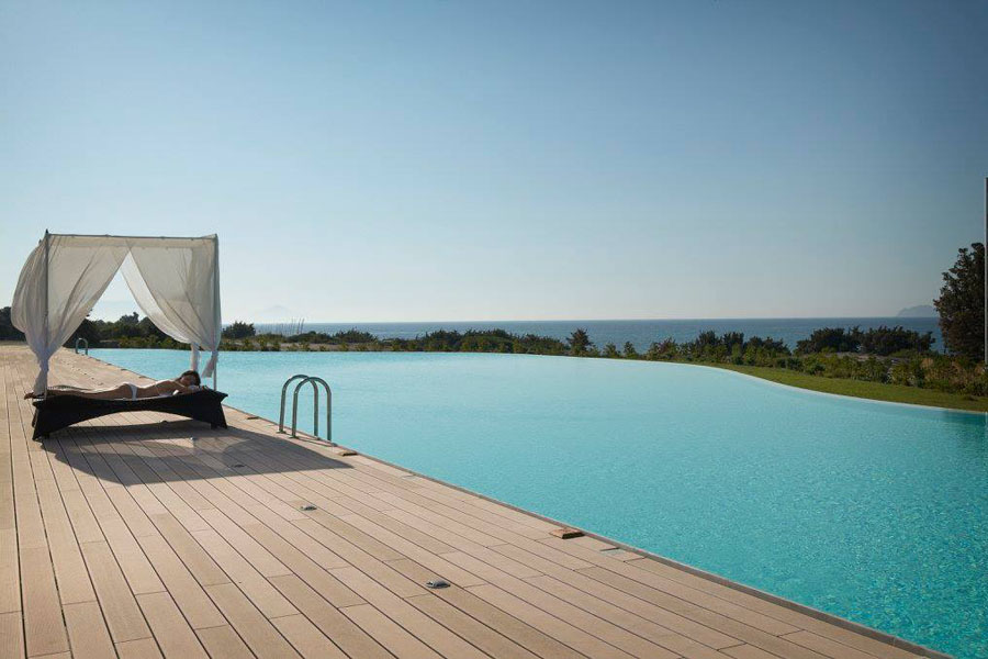 Luxury Hotel: Helona Resort