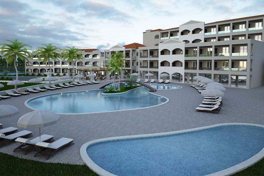 Hotel Saint George Palace Corfu